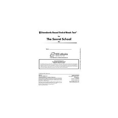 Novel Units Standards Based End-Of-Book Test for the Secret School Language Arts Workbook, Grade 5 - Grade 6 [eBook]