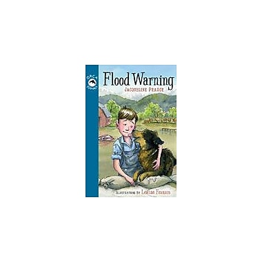 Orca Book Publishers Flood Warning Reading & Writing Workbook, Grade 2 - Grade 3 [eBook]
