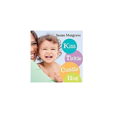 Orca Book Publishers Kiss, Tickle, Cuddle, Hug Reading & Writing Workbook, Preschool - Kindergarten [eBook]