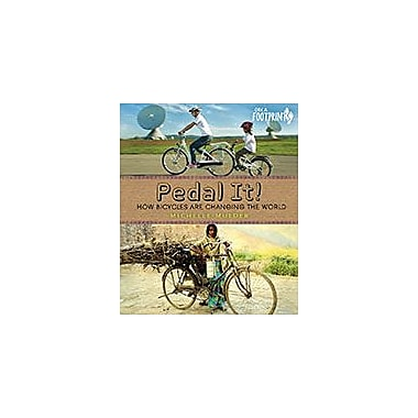 Orca Book Publishers Pedal It! Reading & Writing Workbook, Grade 4 - Grade 7 [eBook]