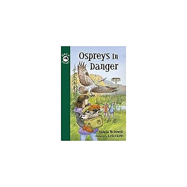 Orca Book Publishers Ospreys In Danger Reading & Writing Workbook, Grade 2 - Grade 3 [eBook]