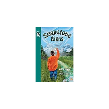 Orca Book Publishers Soapstone Signs Reading & Writing Workbook, Grade 2 - Grade 3 [eBook]