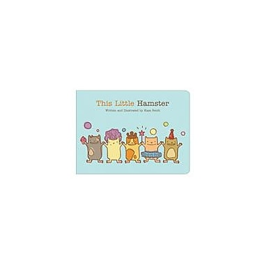 Orca Book Publishers This Little Hamster Reading & Writing Workbook, Kindergarten [eBook]