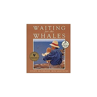 Orca Book Publishers Waiting for the Whales Reading & Writing Workbook, Grade 1 - Grade 2 [eBook]