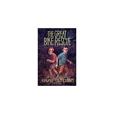 Orca Book Publishers The Great Bike Rescue Reading & Writing Workbook, Grade 3 - Grade 6 [eBook]