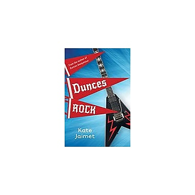 Orca Book Publishers Dunces Rock Reading & Writing Workbook, Grade 4 - Grade 7 [eBook]