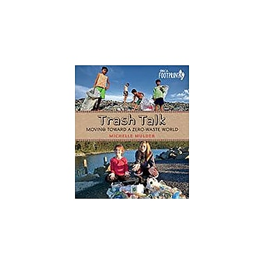 Orca Book Publishers Trash Talk Reading & Writing Workbook, Grade 4 - Grade 7 [eBook]