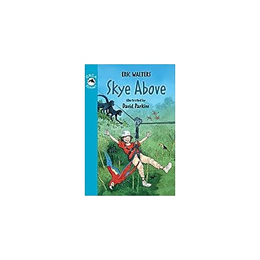Orca Book Publishers Skye Above Reading & Writing Workbook, Grade 2 - Grade 3 [eBook]