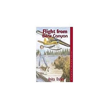Orca Book Publishers Flight From Bear Canyon Reading & Writing Workbook, Grade 2 - Grade 4 [eBook]