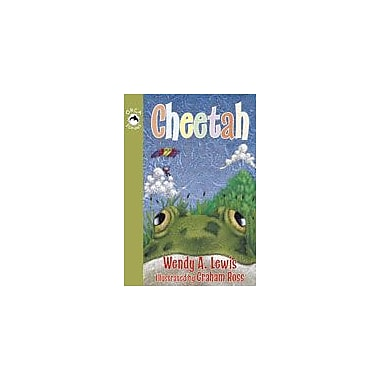 Orca Book Publishers Cheetah Reading & Writing Workbook, Grade 2 - Grade 4 [eBook]