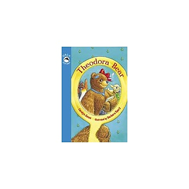 Orca Book Publishers Theodora Bear Reading & Writing Workbook, Grade 2 - Grade 4 [eBook]