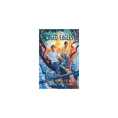 Orca Book Publishers Caged Eagles Language Arts Workbook, Grade 7 - Grade 12 [eBook]