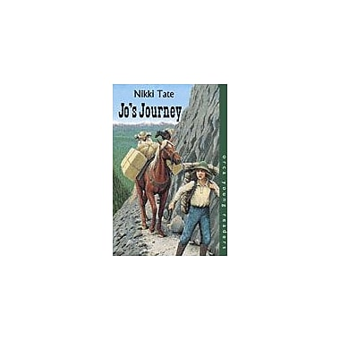 Orca Book Publishers Jo's Journey Reading & Writing Workbook, Grade 2 - Grade 4 [eBook]