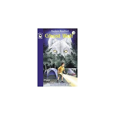 Orca Book Publishers Ghost Wolf Reading & Writing Workbook, Grade 2 - Grade 4 [eBook]