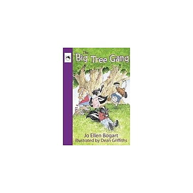 Orca Book Publishers The Big Tree Gang Reading & Writing Workbook, Grade 2 - Grade 4 [eBook]
