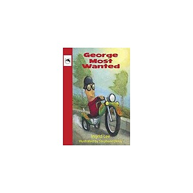Orca Book Publishers George Most Wanted Reading & Writing Workbook, Grade 2 - Grade 4 [eBook]