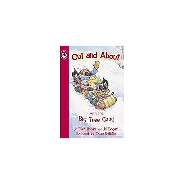 Orca Book Publishers Out and About With the Big Tree Gang Reading & Writing Workbook, Grade 2 - Grade 4 [eBook]