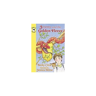 Orca Book Publishers Jeremy and the Golden Fleece Reading & Writing Workbook, Grade 2 - Grade 4 [eBook]