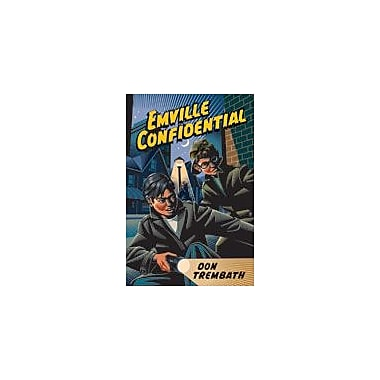 Orca Book Publishers Emville Confidential Reading & Writing Workbook, Grade 4 - Grade 8 [eBook]