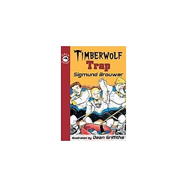 Orca Book Publishers Timberwolf Trap Reading & Writing Workbook, Grade 2 - Grade 4 [eBook]