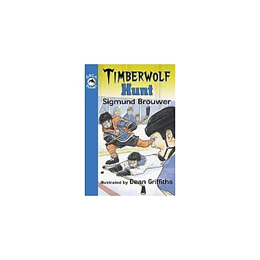 Orca Book Publishers Timberwolf Hunt Reading & Writing Workbook, Grade 2 - Grade 4 [eBook]