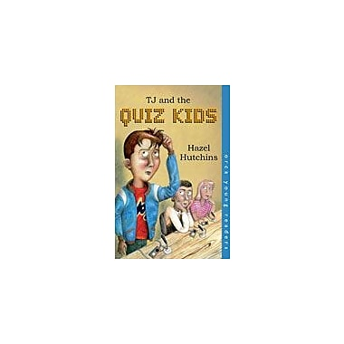 Orca Book Publishers Tj and the Quiz Kids Reading & Writing Workbook, Grade 2 - Grade 4 [eBook]