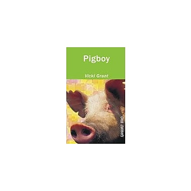 Orca Book Publishers Pigboy Reading & Writing Workbook, Grade 6 - Grade 9 [eBook]