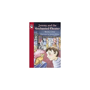 Orca Book Publishers Jeremy and the Enchanted Theater Reading & Writing Workbook, Grade 2 - Grade 4 [eBook]