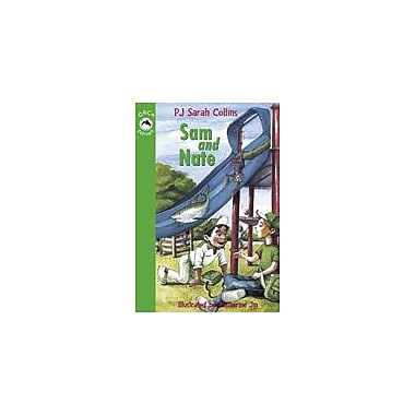 Orca Book Publishers Sam and Nate Reading & Writing Workbook, Grade 2 - Grade 4 [eBook]