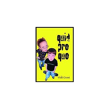 Orca Book Publishers Quid Pro Quo Reading & Writing Workbook, Grade 3 - Grade 7 [eBook]