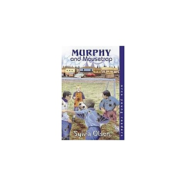 Orca Book Publishers Murphy and Mousetrap Reading & Writing Workbook, Grade 2 - Grade 4 [eBook]