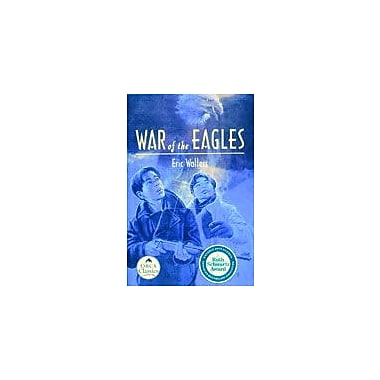 Orca Book Publishers War of the Eagles Reading & Writing Workbook, Grade 7 - Grade 12 [eBook]