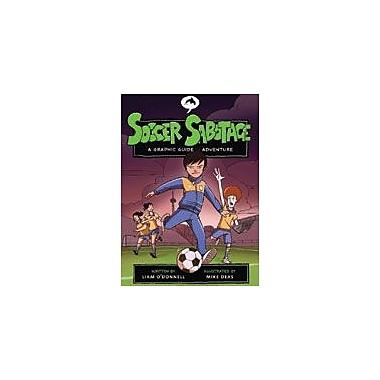 Orca Book Publishers Soccer Sabotage Language Arts Workbook, Grade 3 - Grade 7 [eBook]