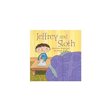 Orca Book Publishers Jeffrey and Sloth Reading & Writing Workbook, Preschool - Grade 2 [eBook]