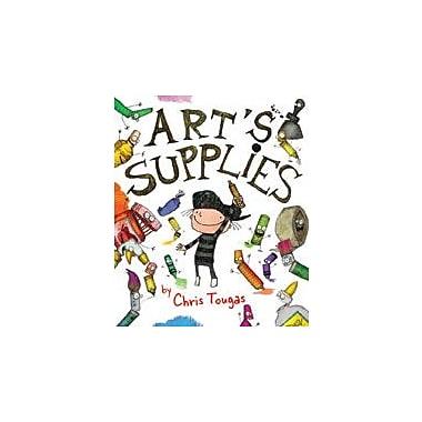 Orca Book Publishers Art's Supplies Reading & Writing Workbook, Preschool - Grade 2 [eBook]