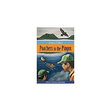 Orca Book Publishers Poachers In the Pingos Reading & Writing Workbook, Grade 2 - Grade 4 [eBook]