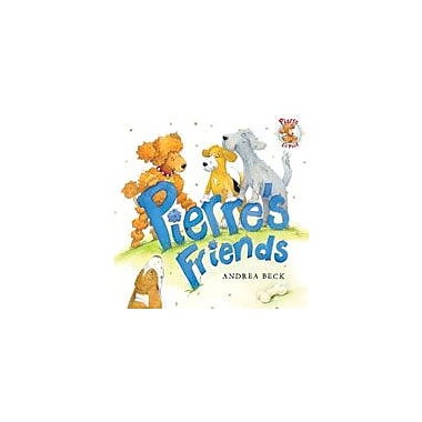 Orca Book Publishers Pierre's Friends Language Arts Workbook, Preschool - Grade 2 [eBook]