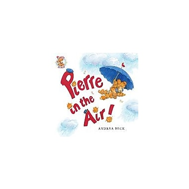 Orca Book Publishers Pierre In the Air! Reading & Writing Workbook, Preschool - Grade 3 [eBook]