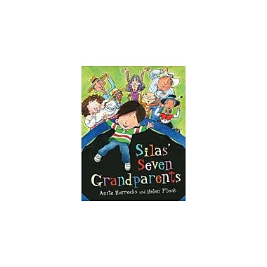 Orca Book Publishers Silas' Seven Grandparents Reading & Writing Workbook, Kindergarten - Grade 3 [eBook]