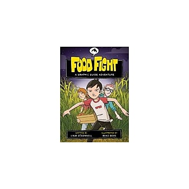 Orca Book Publishers Food Fight Language Arts Workbook, Grade 3 - Grade 7 [eBook]