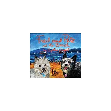 Orca Book Publishers Fred and Pete At the Beach Reading & Writing Workbook, Kindergarten - Grade 3 [eBook]