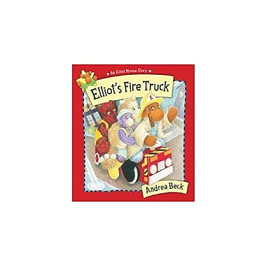 Orca Book Publishers Elliot's Fire Truck Language Arts Workbook, Preschool - Grade 3 [eBook]