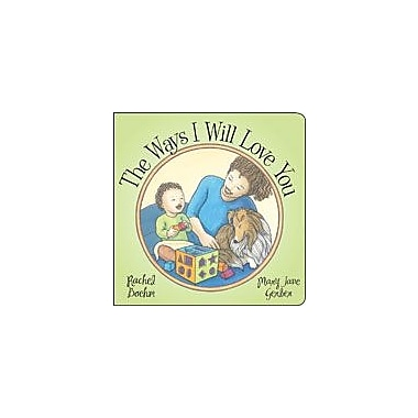 Orca Book Publishers The Ways I Will Love You Language Arts Workbook, Preschool - Grade 2 [eBook]