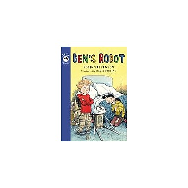 Orca Book Publishers Ben's Robot Language Arts Workbook, Grade 2 - Grade 6 [eBook]