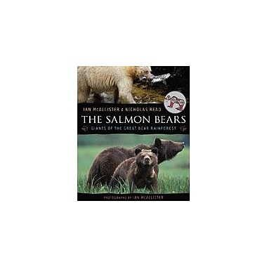Orca Book Publishers Salmon Bears Language Arts Workbook, Grade 3 - Grade 8 [eBook]