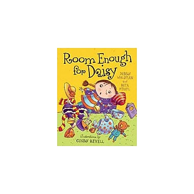 Orca Book Publishers Room Enough For Daisy Reading & Writing Workbook, Preschool - Grade 3 [eBook]