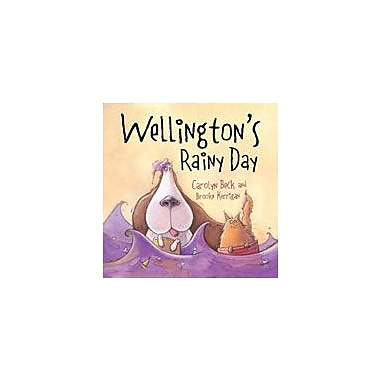Orca Book Publishers Wellington's Rainy Day Language Arts Workbook, Preschool - Grade 3 [eBook]