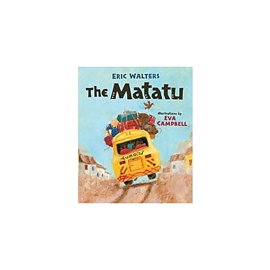 Orca Book Publishers The Matatu Reading & Writing Workbook, Preschool - Grade 3 [eBook]