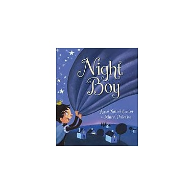 Orca Book Publishers Night Boy Reading & Writing Workbook, Preschool - Grade 3 [eBook]