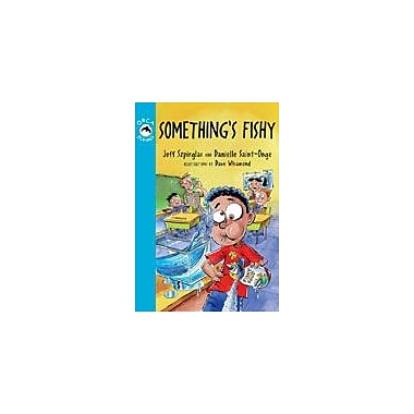 Orca Book Publishers Something's Fishy Language Arts Workbook, Grade 2 - Grade 3 [eBook]